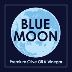 Blue Moon Premium Olive Oil and Vinegar